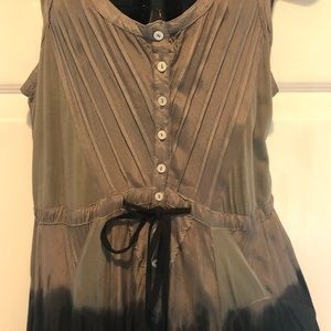 Desigual dip dyed sleeveless dress, stunning! 10